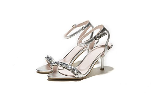 1TO9 , Sandales pour femme silver