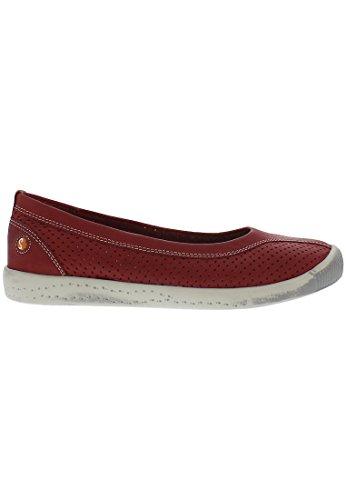 SoftinosIol389sof - Scarpe con Tacco donna rot