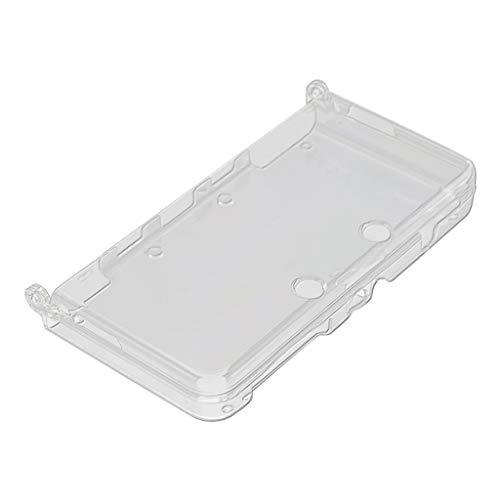 Webla Nintendo Schutzhülle für Nintendo 3Ds/3DS, transparent (Ersatz-akkus Fitbit)