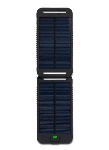 Imagen de Cargador Portátil Solar Powertraveller por menos de 100 euros.