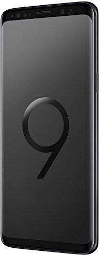 Samsung Galaxy S9 Smartphone Dual SIM 256GB Black - German Version