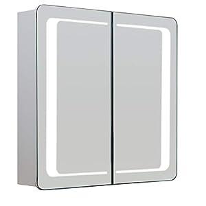 Spiegelschrank Badezimmer Beleuchtet Deine Wohnideen De