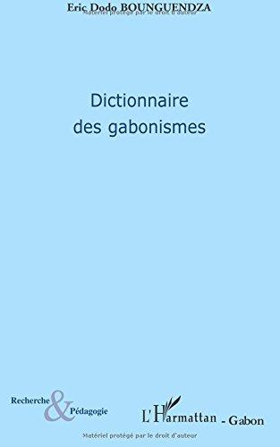 Dictionnaire des gabonismes