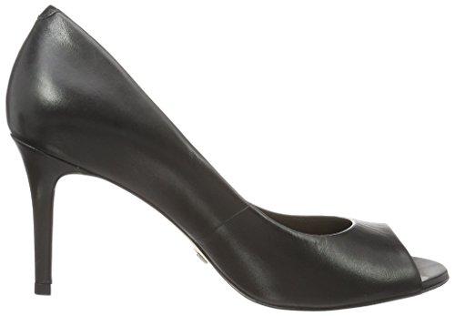 Buffalo Zs 7155-16 Semi Cromo, Escarpins Femme Noir (Black 01)