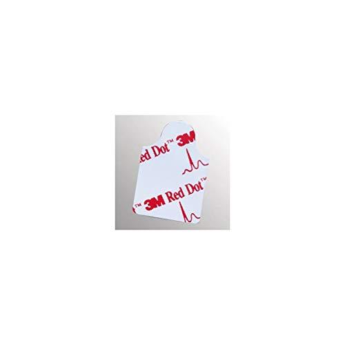 Intermed–Electrodo para seguimiento cardiaco–Red Dot 2330