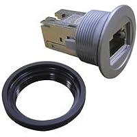 Adaptor, RJ45, Cat6, panel 09454521560by HARTING