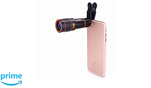 Jikra mobile blur background telescope lens kit with amazon