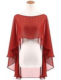 on sale 96dc4 29bc5 Amazon.it: coprispalle donna elegante - Donna: Abbigliamento