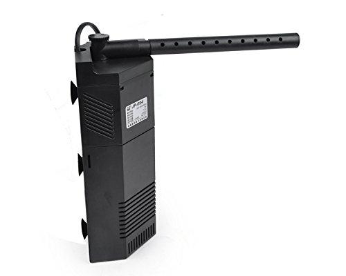 Pumpe Filter Innenraum Eck 5W 450L/H Sunsun Aquarium Dolce Marino