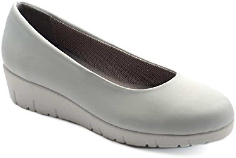 eb6010d0062673 Oneflex Camile Bianco - Scarpe comode da Donna di laboro - Taglia 39 |  Varietà Grande