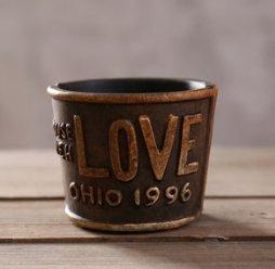 Cenicero Love Color Café