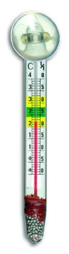 TFA 19.1007 Aquarium-Thermometer transparent, BL-10TFA