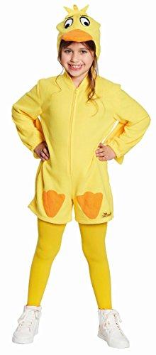 Rubie's Sendung mit der Maus Kinder Kostüm Ente Karneval Fasching ()
