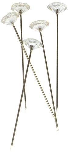 Corderie Italiane 006042679 Deko-Nadeln, Durchmesser: 6 x 38mm, 85 Stück