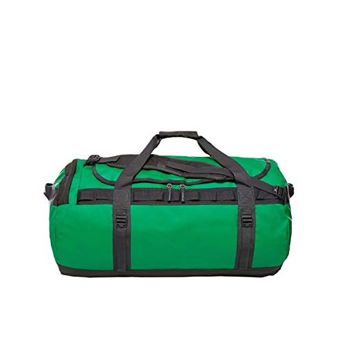 The North Face Duffel, Nessun Genere, Verde (Primary Green/Asphalt Gry), Taglia Unica