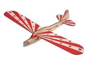Revell-BalsaBirds Jet Glider Avión de Madera de Balsa, Multicolor (24312)