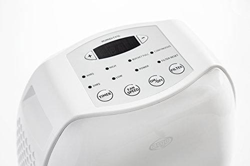 comprare on line Argoclima Dry Digit 17 Deumidificatore, Bianco prezzo