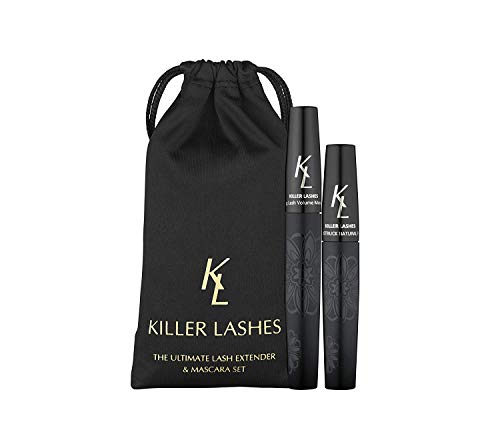 KL Killer Lashes Ultimate Fiber Lash Extender máscara