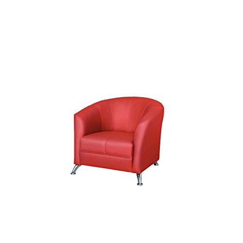Cocktailsessel Olier, Design Polstersessel, Club Möbel, Bürosessel Relaxsessel Loungesessel Einzelsessel Sessel (Soft 010)
