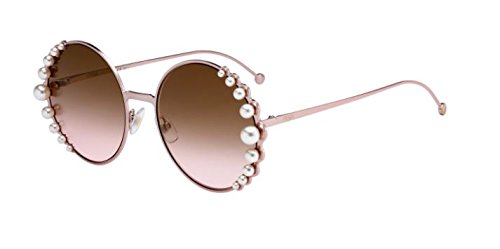 Fendi ff 0295/s 35j pink rosa da sole sunglasses