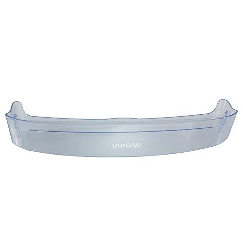 GORENJE Kühlschrank Gefrierschrank Tür unten Kunststoff Flasche Regal Tablett - Tür Flasche Regal