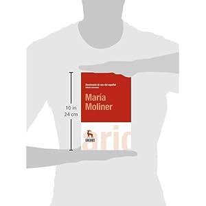 Diccionario de uso del español. Ediz. ridotta