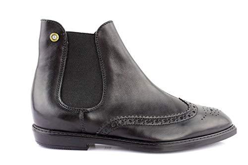 Diesel Rochelle Noir Femme Bottines Chaussures Chelsea Boots Bottes Richelieu Ancle