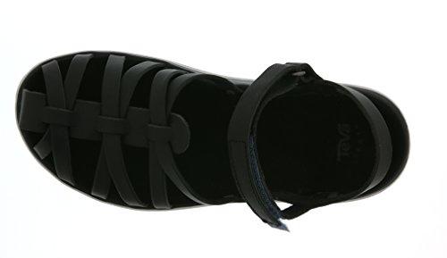 Teva Terra-float Stella Lux W's, Sandales de sport femme Noir - Noir (513)