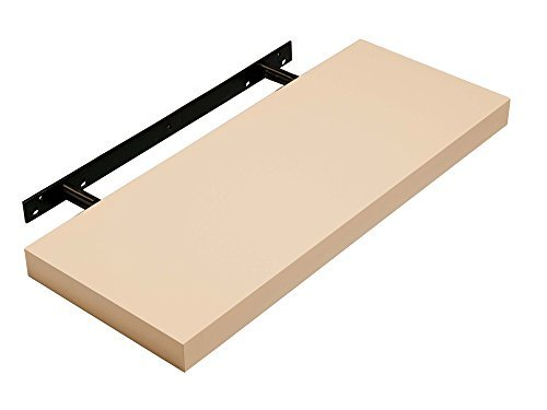Core Products HDG900CR Hudson Box Shelf Kit, Gloss Cream by Core Products