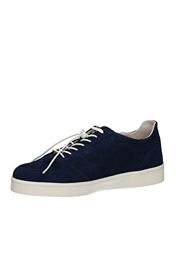 D.a.t.e. M261-CU-PE-BL Sneakers Uomo Blu