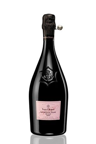 Veuve Clicquot La Grande Dame Rosé 2004 in GP Champagner 12% 0,75 l. Flasche