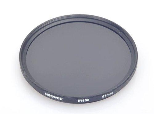 Neewer IR850 67 mm Infrarot-Filter für Kodak/Fuji/Sony/Canon/Nikon