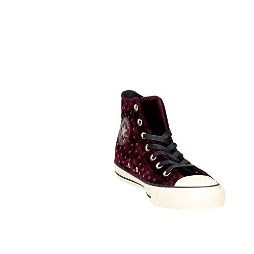Converse Ctas Core Hi, Sneaker Unisex – Adulto Viola
