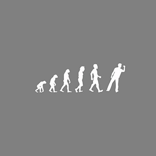 Evoluzione Del Dardo - Sacchetto Di Stoffa / Borsa Blu
