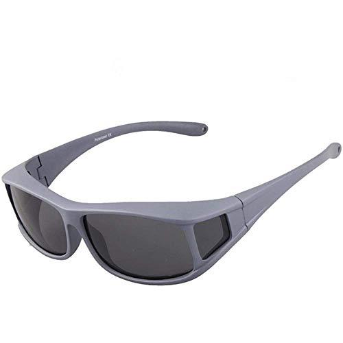 GFF Mann und Frau Myopie Abdeckung Uv400 polarisierte Linse passen über Sonnenbrille Sonnenbrille