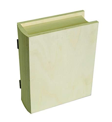 Artemio - Caja Forma Libro 17 x 21 x 7 cm