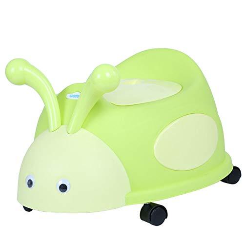 YN BABY Auto für Kinder Töpfchen Reise Töpfchen/Babytopf/Kinder WC für Unterwegs,Pink