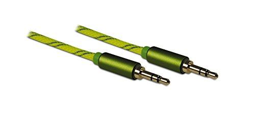 METRONIC 471021Kabel Jack Männlich/Männlich 3,5mm gelb