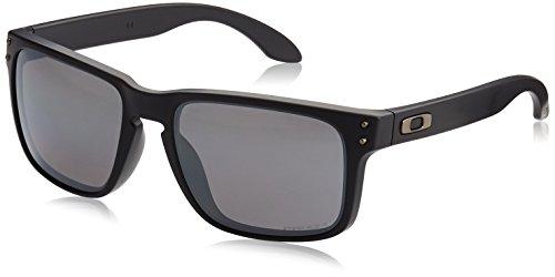 Oakley Herren Holbrook OO9102 Sonnenbrille, Schwarz (Negro), 0