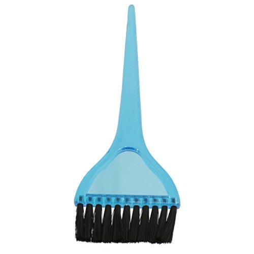 Peigne de Salons de Coiffure Coloration Cheveux Beauté des Outils de Colorant Colorant Bleach Teinte de Couleur de Brosse