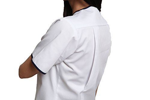 Mirabella Health and Beauty Clothing - Camicia - Tunica -  donna White / Navy trim