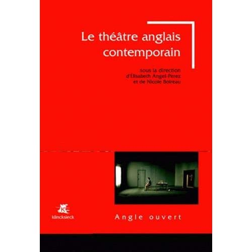 Le Théâtre anglais contemporain