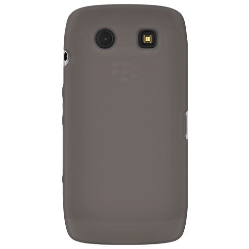 Amzer AMZ92190 Silicone Skin Jelly Case for BlackBerry Torch 9850/9860 (Grey)  available at amazon for Rs.239