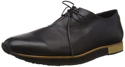Neosens Greco, Chaussures à Lacets Homme Noir - Schwarz (EBONY)