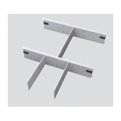 Preisvergleich Produktbild Hammerbacher Trennstege für Rollcontainer, VE 2x5 Stege (für 2 Schubladen)