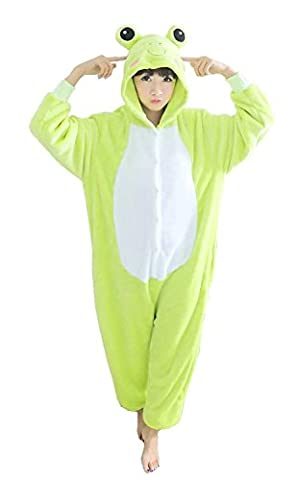 Costumes Ours Outfit - Nicetage Pyjama Animal Grenouille Unisexe Costume Cosplay