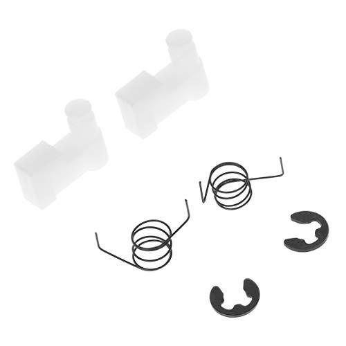 ZOOMY 6 Stück/Set Schwungrad Starter Klinke Federclip Rückstoß für Kettensäge 4500/5200/5800 4500 Starter Kit