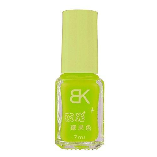 Clearance Squarex Neon-Gel-Nagellack, leuchtet im Dunkeln, 20 Farben