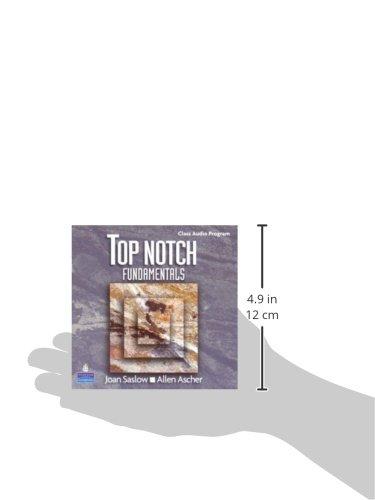 Top Notch Fundamentals with Super CD-ROM Complete Audio CD Program