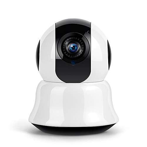 1080P Auto Tracking IP Kamera Home Nachtsicht Überwachung Wireless Network CCTV,US,1080P (Kamera-mikrofon-detektor)